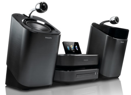 Philips MCi900 SoundSphere Audio System