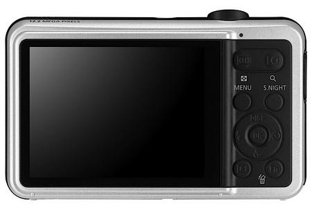 Samsung SL605 Durable digital camera back