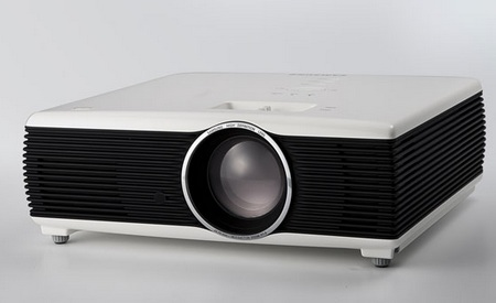 Samsung SP-F10M - First LED Projector with 1,000 ANSI Lumens