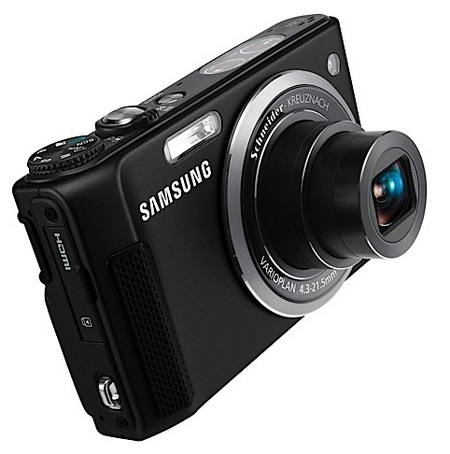 Samsung TL350 High-Speed Camera with Full HD Video angle