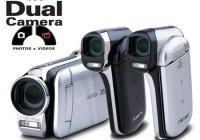 Sanyo Xacti VPC-GH2, VPC-CG102, and VPC-CG20 HD Camcorders
