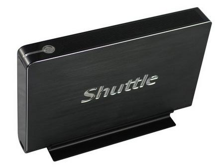 Shuttle Barebone XS35 is 3.3cm Thin