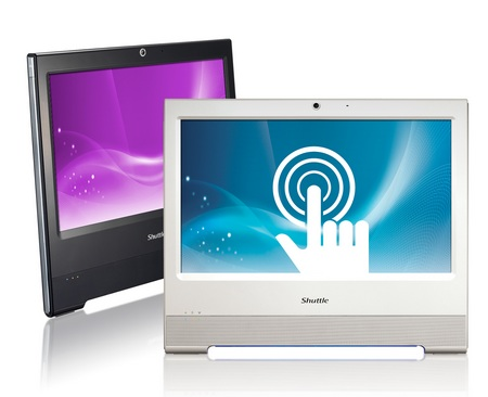 Shuttle X50 V2 multitouch All-in-one PC