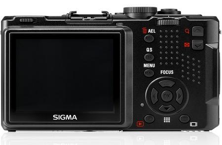 Sigma DP2s Digital Camera back