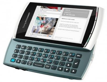 Sony Ericsson Vivaz pro QWERTY Symbian Phone