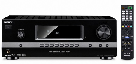 Sony STR-DH510 AV Receiver