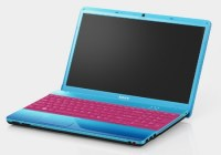 Sony VAIO E Series Notebook Iridescent Blue