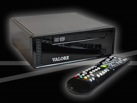 Valore ION 330 HT-BD Blu-ray Nettop with Media Center