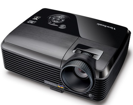 ViewSonic PJD6531w 3D-Ready DLP Projector