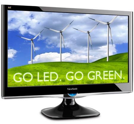 ViewSonic VX50 Series ViewLED Monitors