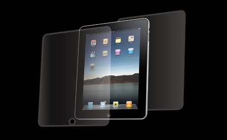 ZAGG InvisibleShield for Apple iPad