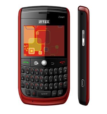 iNTEX iSmart QWERTY Phone