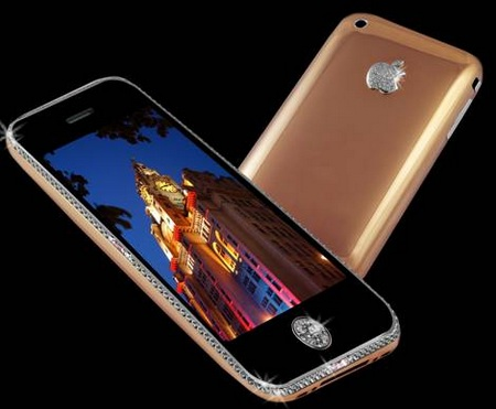iPhone 3GS SUPREME Rose Costs US$3 Million