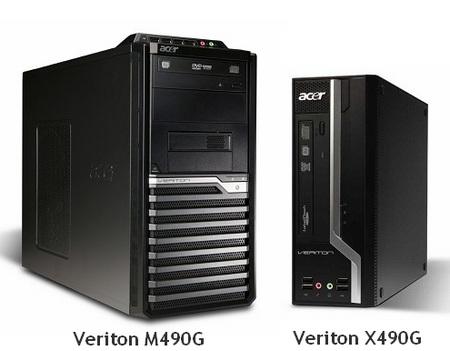 Acer Veriton M490G and X490G Business Desktop PCs | iTech ...