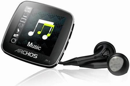 Archos Vision A14VG MP3 player