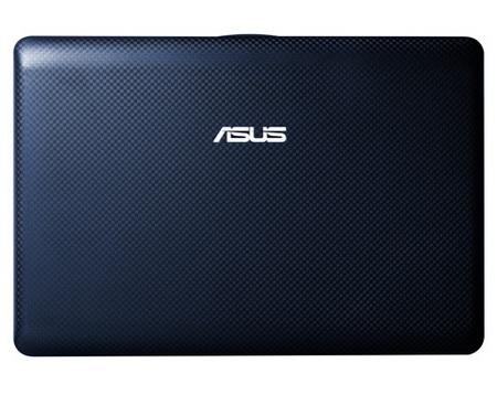 Asus Eee PC 1001PX Seashell Netbook blue