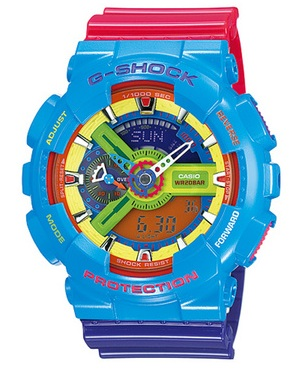 Casio G-Shock MAN BOX GA-110F-2JR