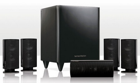 Harman Kardon HKTS 20BQ 5.1-Ch Home Theater Speaker System