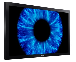 InFocus INF4201, INF5501 and INF6501 Slim LCD Displays for Business