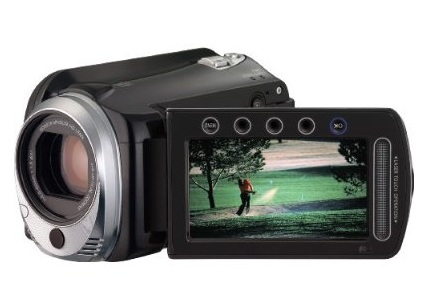 JVC Everio GZ-HD500 Full HD Camcorder with 80GB Drive