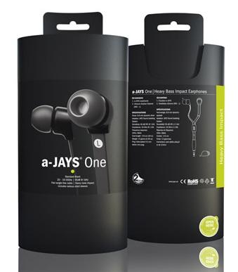 Jays a-JAYS One In-ear Headphones