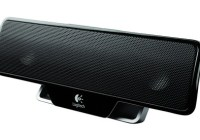Logitech Laptop Speaker Z205 with a Clip-on Design