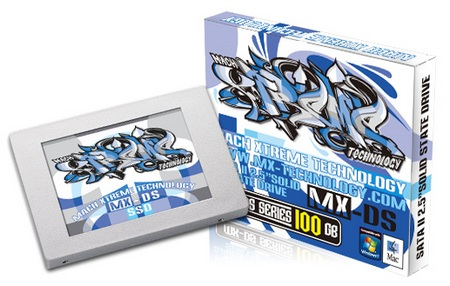 Mach Extreme MX-DS Solid State Drive