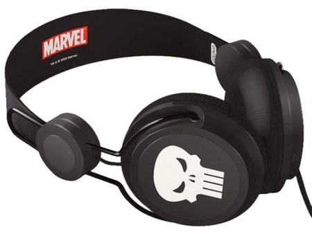 Marvel Coloud Headphones Punisher