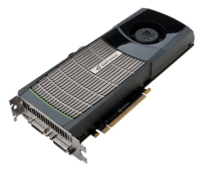 NVIDIA GeForce GTX 480 and GTX 470 GPUs Announced