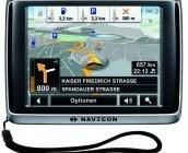 Navigon 2510 Explorer GPS Device