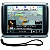 Navigon 2510 Explorer GPS Device