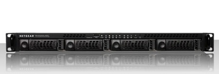 Netgear ReadyNAS 3100 and 4200 Network Storage
