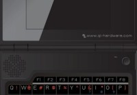 Qi Hardware Ben NanoNote 3-inch Computing Device open