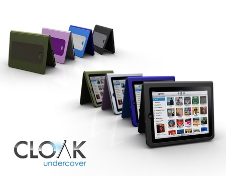 Quirky Cloak Undercover for Apple iPad