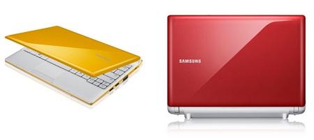 Samsung N150 Netbook Caribbean Red