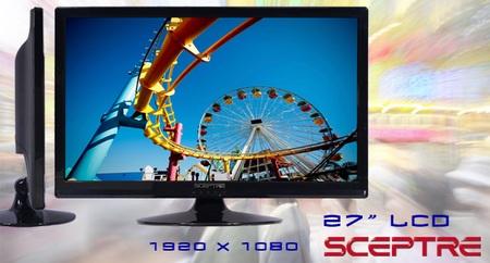 Sceptre X270W-1080P Full HD LCD Display