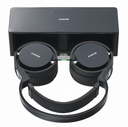 Sony MDR-RF4000K Cordless Headphones