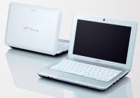 Sony VAIO M series Mini Notebook white