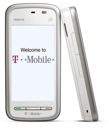 T-Mobile Nokia 5230 Nuron Now Official