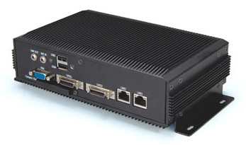 VIA ART-3000 fanless and ruggedized embedded box computer