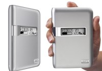 WD My Passport Studio Portable Drive with E-Label and FW800