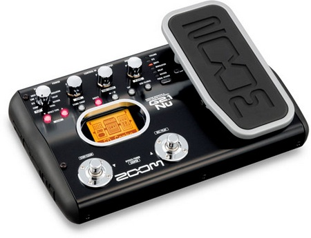 ZOOM G2.1Nu Guitar Effect Pedals with USB Interface