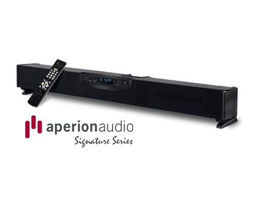 Aperion Signature SLIMstage30 Soundbar Speaker
