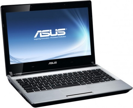 Asus U30Jc Notebook with Core i3 and NVIDIA Optimus