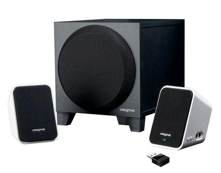 Creative Inspire S2 Wireless Bluetooth Speaker System