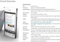 Dell Flash Smartphone with Android 2.2 Froyo details