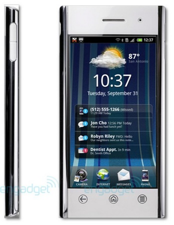 Dell Flash Smartphone with Android 2.2 Froyo