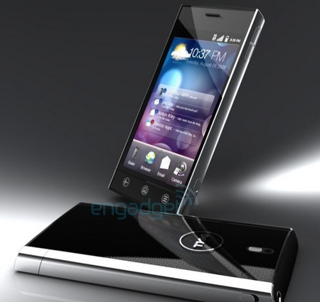 Dell Thunder Android Phone with 4.1-inch Display