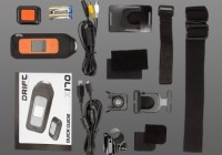 Drift Innovation X170 Action Camera package