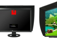 EIZO ColorEdge CG245W with self-calibrating capability